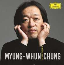 Myung-Whu Chung - Musique francaise, 11 CDs