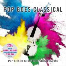 Royal Liverpool Philharmonic Orchestra - Pop goes Classical, 2 CDs