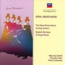 Maurice Andre - Royal Brass Music, CD