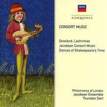 Consort Music, 2 CDs