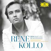 Rene Kollo - From Mary Lou to Meistersinger, 2 CDs