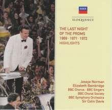 The Last Night of the Proms (Ausz.), 2 CDs