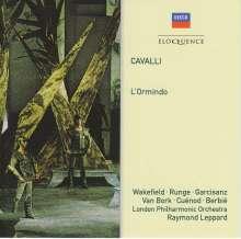 Francesco Cavalli (1602-1676): L'Ormindo, 2 CDs