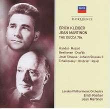 Erich Kleiber & Jean Martinon - The Decca 78s, 2 CDs