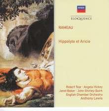 Jean Philippe Rameau (1683-1764): Hippolyte et Aricie, 2 CDs