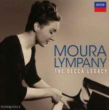 Moura Lympany - The Decca Legacy, 7 CDs