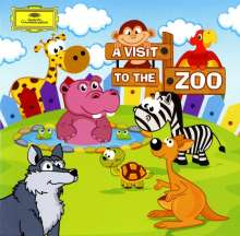 A Visit To The Zoo, CD
