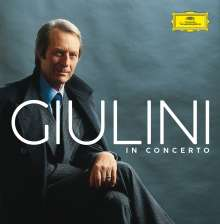 Carlo Maria Giulini in Concerto, 11 CDs