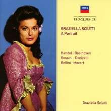 Graziella Sciutti - A Portrait, CD