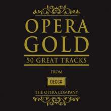 Opera Gold - 50 Great Tracks, 3 CDs