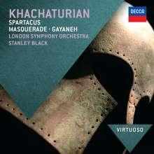 Aram Khachaturian (1903-1978): Ballettsuiten, CD