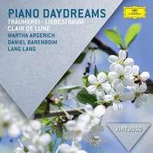 Piano Daydreams, CD
