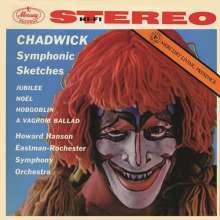 George Chadwick (1854-1931): Symphonische Sketches (180g), LP