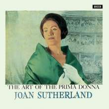 J.Sutherland-The Art of the Prima Donna (180g), 2 LPs