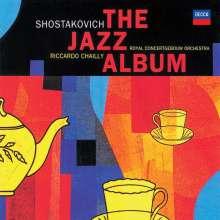 Dmitri Schostakowitsch (1906-1975): Klavierkonzert Nr.1 für Klavier & Trompete (180g), LP
