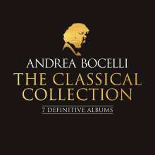Andrea Bocelli - The Classical Collection (7 Definitive Albums), 7 CDs