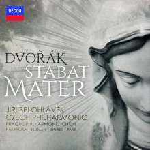 Antonin Dvorak (1841-1904): Stabat Mater op.58, 2 CDs