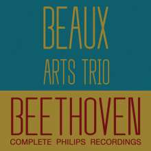 Beaux Arts Trio - The Complete Philips Recordings (Beethoven), 10 CDs