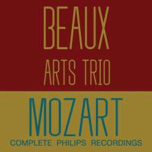 Beaux Arts Trio - The Complete Philips Recordings (Mozart), 6 CDs
