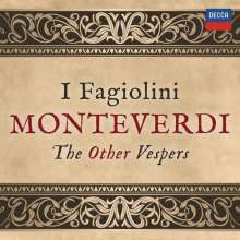 "Claudio Monteverdi (1567-1643): Geistliche Vokalwerke - ""The Other Vespers"", CD"