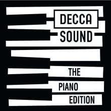 Decca Sound - The Piano Edition, 55 CDs