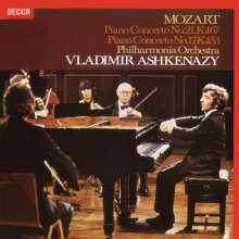 Wolfgang Amadeus Mozart (1756-1791): Klavierkonzerte Nr.17 & 21 (180g), LP