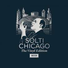 Solti Chicago - The Vinyl Edition (180g), 6 LPs