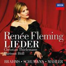 Renee Fleming - Lieder, CD