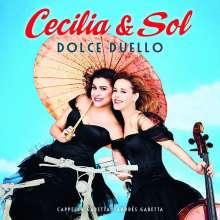 Cecilia Bartoli & Sol Gabetta - Dolce Duello (180g Pink Vinyl), 2 LPs
