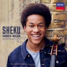 Sheku Kanneh-Mason - Inspiration, CD