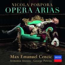 Nicola Antonio Porpora: Opernarien