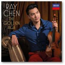Ray Chen - The Golden Age, CD