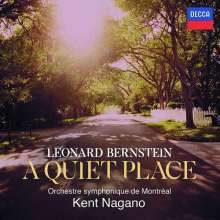 Leonard Bernstein (1918-1990): A Quiet Place, 2 CDs