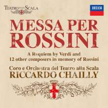 Gioacchino Rossini (1792-1868): Messa per Rossini (Requiem in Memoriam Giacchino Rossini), 2 CDs