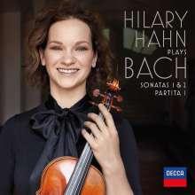 Johann Sebastian Bach (1685-1750): Sonaten & Partiten für Violine BWV 1001-1003 (180g), 2 LPs