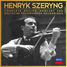 Henryk Szeryng - Complete Philips, Mercury & Deutsche Grammophon Recordings, 44 CDs