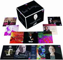 Riccardo Chailly - The Symphony Edition (40 Years on Decca), 55 CDs