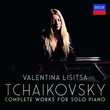 Peter Iljitsch Tschaikowsky (1840-1893): Sämtliche Klavierwerke, 10 CDs