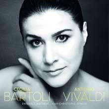 Cecilia Bartoli - Antonio Vivaldi (180g), 2 LPs