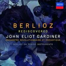 Hector Berlioz (1803-1869): Berlioz Rediscovered - John Eliot Gardiner, 8 CDs
