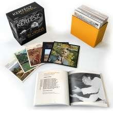 Istvan Kertesz in Vienna (mit Blu-ray Audio), 21 CDs