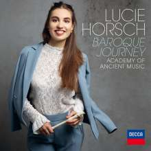 Lucie Horsch - A Baroque Journey, CD