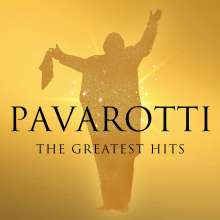 Luciano Pavarotti - The Greatest Hits, 3 CDs