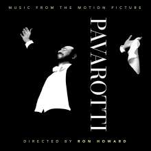 Luciano Pavarotti - Music from the Motion Picture, CD