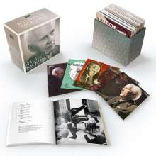 Wilhelm Backhaus - The Complete Decca Recordings, 39 CDs