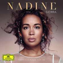 Nadine Sierra - There's a Place for us, CD