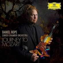 Journey To Mozart, CD