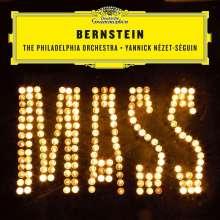 Leonard Bernstein (1918-1990): Mass, 2 CDs