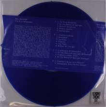 Max Richter (geb. 1966): The Blue Notebooks (Limited-Edition) (Blue Vinyl), 2 LPs