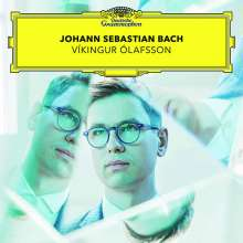 Johann Sebastian Bach (1685-1750): Klavierwerke (180g), 2 LPs